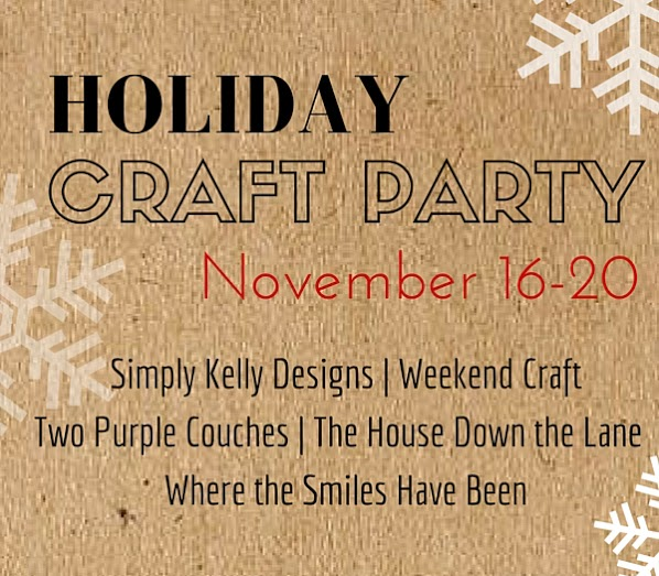 Holiday Craft Party!