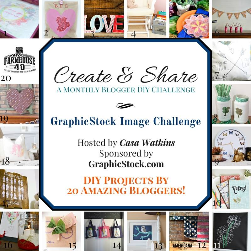 January 2016 Create & Share