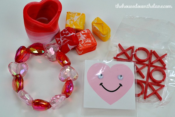 DIY Valentine's Gift Bag | The House Down the Lane