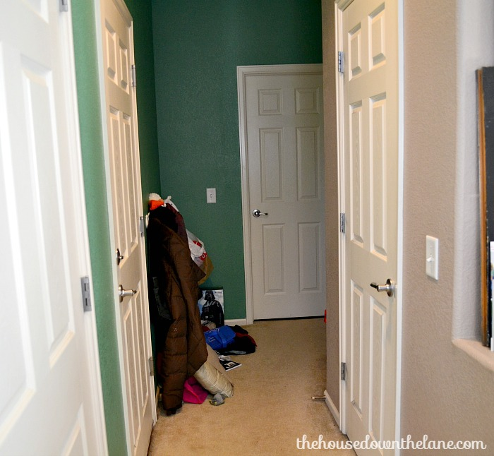 Hall Closet Makeover Plan | The House Down the Lane