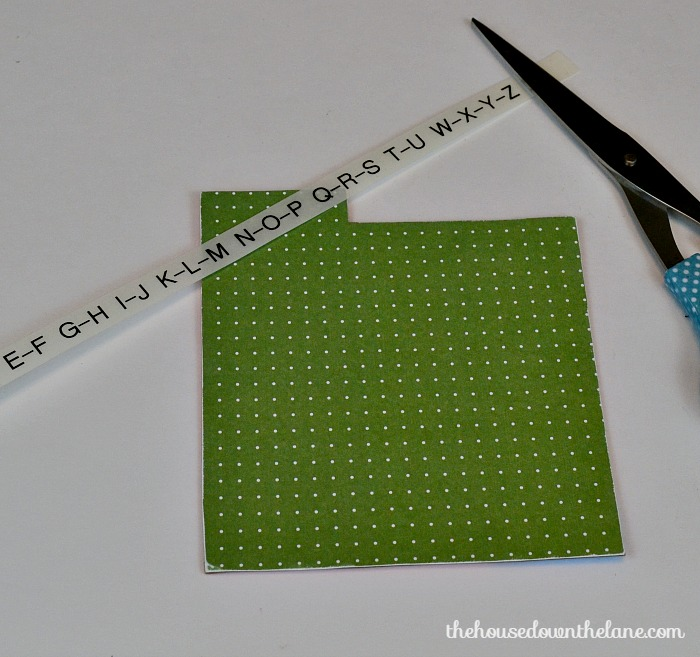 How to Make DIY Tab Dividers   The House Down the Lane