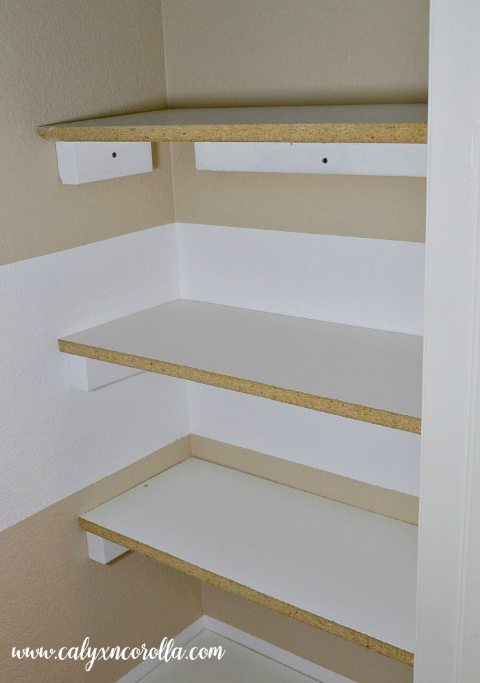 Add Extra Storage, Functionality, And Organization To Any Closet With These DIY  Shelves.