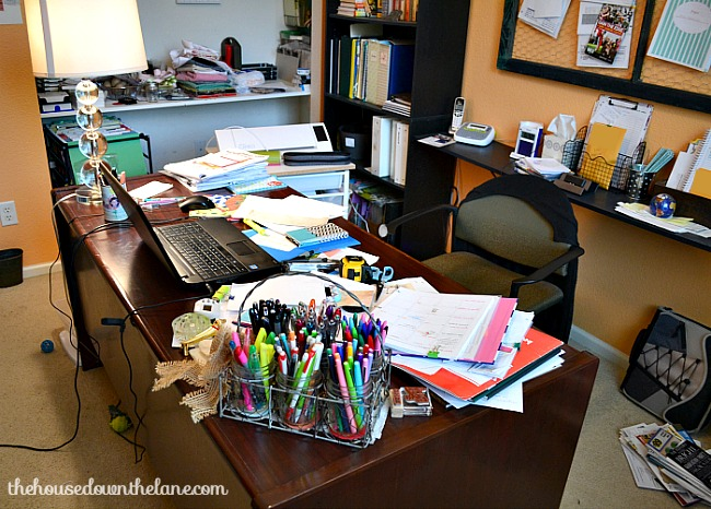 Organize Your Home Office In 8 Steps Calyx Corolla