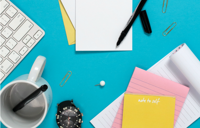 The First Step to Conquer Home Office Paper Clutter