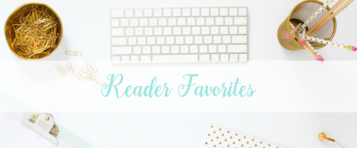 Aqua reader Favorites